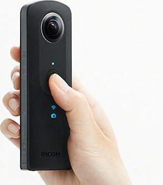 Ricoh THETA S - 360-degree Camera
