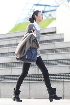 Best Street Style of 2012 (Pictures)   POPSUGAR Fashion