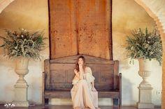 Boda de destino en Toscana vestido inma linares