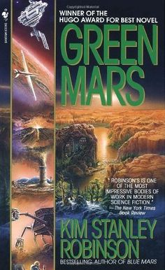 Green Mars (Kim Stanley Robinson) | Used Books from Thrift Books