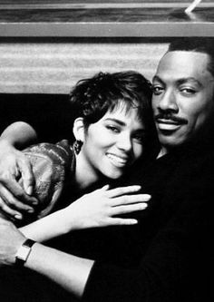 jasonfnsaint: Eddie Murphy and Halle Berry in Boomerang (1992)