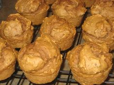 Weight Watchers 2 Point- Pumpkin Muffins.