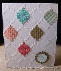 Stamp & Scrap with Frenchie: StampinUp! in-color 2013-15 and Mystery Host