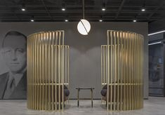 Office interior project by ARCH(E)TYPE. #archetype #office #interior #design