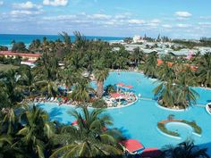 Barceló Solymar Arenas Blancas Varadero, Cuba - POOL AREA a perfect place to relax and have fun after exams this year...Call @OSTravel 1.800.769.2922