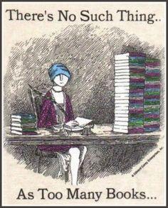 Edward Gorey Bookplate | So True | Content in a Cottage