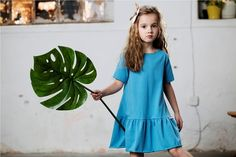 Check out our unisex kids' clothing selection for the very best in unique or custom, handmade pieces from our shops. Shirt Dress, T Shirt, Kids Outfits, Short Sleeve Dresses, Fashion Kids, Clothes, Greenery, Etsy, Meme