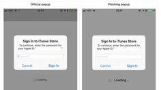 PSA: UN nuevo ataque de phishing podría engañar a dar su contraseña de ID de Apple
