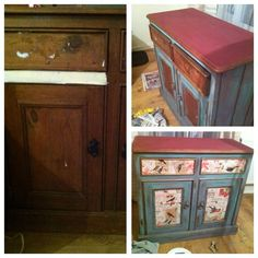 Annie Sloan Primer Red | , updated with annie sloan chalk paint in province and primer red ...