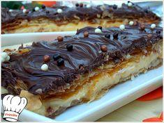 ΓΛΥΚΟ ΜΕ ΠΟΛΙΤΙΚΟ ΦΥΛΛΟ ΤΗΣ ALFA!!! Greek Sweets, Greek Desserts, Greek Recipes, Fun Desserts, Cypriot Food, Cupcakes, Brunch Recipes, How To Make Cake, Food Processor Recipes