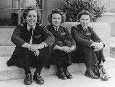 Violet Milstead of Toronto was a ferry pilot, one of the few Canadian women who served with the Air Transport Auxiliary in Britain during World War Two. Canadian History, Canadian Art, 2017 Ford Escape, 1940s Woman, Flying Ace, Female Pilot, Amelia Earhart, Canadian Passport, Second World