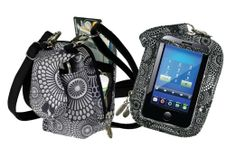 Amazon.com: Charm14 Kyoto/paisley Purseplus Touch Cell Phone Purse: Cell Phones & Accessories