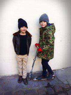 Mini Rodini's Camo Pico on Milk's Style Life #boys #clothes