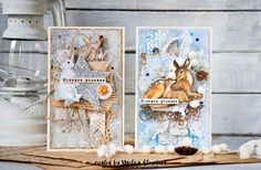 Fabrica Decoru Smile of Winter Christmas Cards