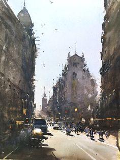 Joseph Zbukvic, Barcelona