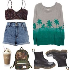 """Untitled #34"" by amethyst-lucy-wilton ❤ liked on Polyvore"