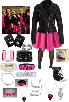 """Rydel Lynch"" by rossluvsmakaylalynch on Polyvore"
