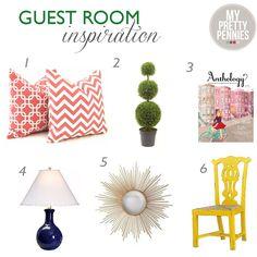 guestroom inspiration
