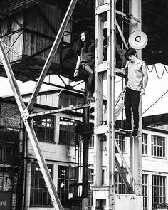 Throwback Thursday - back in the days where everything began to roll. Still love that industrial urban look mixed up with minimal basic fav piece! #minimalism #mizzuu #slowfashion #apparel #fashion #it #fairtrade #fairfashion #wecare #streetstyle #streetfashion #industrial #urban #shooting #backinthedays #tbt #create #grey #basic #clothes #zurich #züri #zürich #frankfurt Basic Clothes, Urban Looks, Throwback Thursday, Zurich, Slow Fashion, Frankfurt, Back In The Day, Be Still, Minimalism