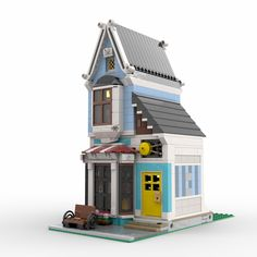 Lego Christmas, Lego Boards, Lego Activities, Lego For Kids, Lego Modular, Lego Construction, Lego Group, Lego Design, Lego Projects