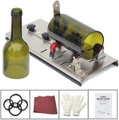 NEU Glasflaschenschneider Bierflasche Runde Flaschen Wein Bottle DIY Cutter Tool