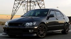 Lexus IS300 TRF