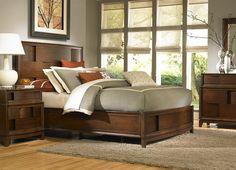 Bedroom Furniture, Eclipse King Storage Bed, Bedroom Furniture   Havertys Furniture