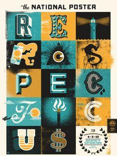 National Poster Retrospecticus.