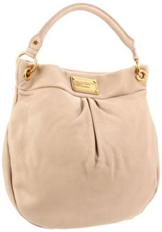Marc by Marc Jacobs Classic Q Hobo  shop all Marc by Marc Jacobs customer reviews (1)  color:  Black  Creme  Hazelnut