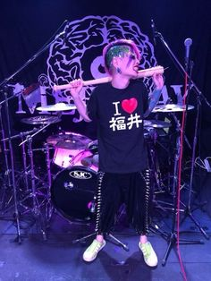 METO of MEJIBRAY at his birthday live event held at Fukui CHOP.