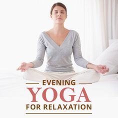 Evening Yoga Class for Relaxation