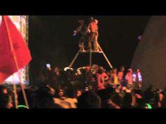 Crystal Method Live @ Burning Man 2010