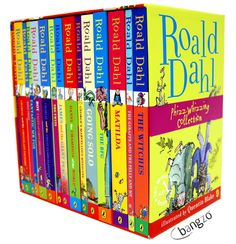 Every child should have his books! A wonderful world of imagination and humour.