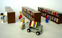 Lego's for the book set