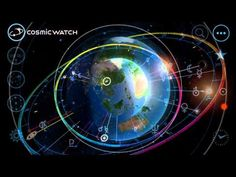 Cosmic Watch App - Track Stars, Planets In Real Time