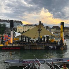 The floating stage on the Rhine, what a great summer evening that makes!  #basel #baselswitzerland #switzerland #schweiz #expatlife #amazingswitzerland #expatlife #expatlifestyle #visitswitzerland #thingstodoinbasel #t2dbasel Summer Evening, Basel, Switzerland, Opera House, Stage, Building, River, Buildings, Construction