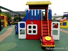 Duplo Play-house a Legoland