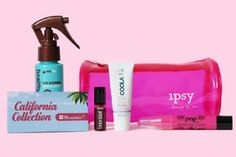 Ipsy is a monthly makeup and beauty subscription box - each month includes 4-5 deluxe and full size products, in addition to a beauty bag! $10