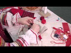 """Мастер-класс по изготовлению обрядовой куклы """"Одноручники"""" - YouTube"""