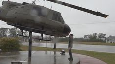 Vietnam veteran from Seattle reunites with his helicopter 50 years later Vietnam Veterans, Vietnam War, Warrant Officer, United States Army, One Pilots, World War Ii, East Coast, Seattle, Fighter Jets