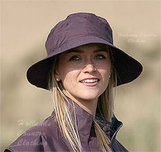 3493ef62aaab0 ladies target dry storm hat a waterproof wide brim rain hat Rain Hat