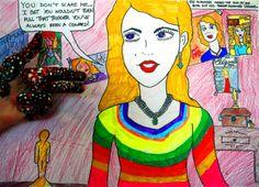 Pop Art - Isabelle