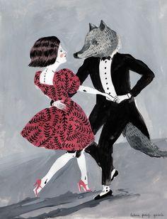Helena Perez Garcia_Design & Illustration: Foxtrot