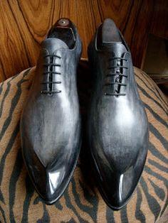 Paulus Bolten Shoe Boudoir Souliers & cuirs patinés.