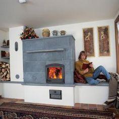 Soapstone Masonry Heater with Bench - New England Hearth and Soapstone.jpg (300×300)