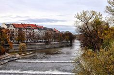 Along the River Cities, River, Baking, Rivers, Bread, Backen, Postres, City, Pastries