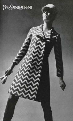 1966 Yves Saint Laurent