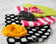 Quick Handmade Baby Shower Gifts