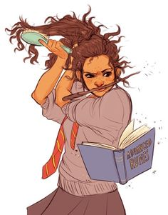 "And, somewhat miraculously, so did the internet. | Community Post: What A ""Racebent"" Hermione Granger Really Represents"