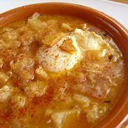 Sopa de ajo de mi abuela. Y de la mía!  Qué buena! !! Y qué recuerdos.!!!